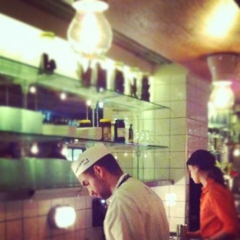 Ceviche pisco bar