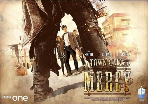 Doctor Who Town Called Mercy