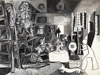 La Meninas - Picasso