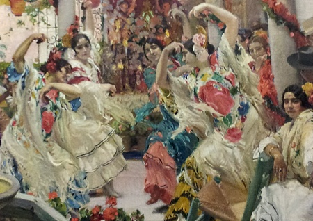 Provinces of Spain by Sorolla