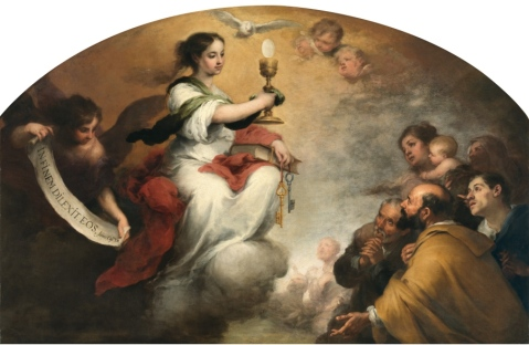Murillo exhibition at Dulwich Picture Gallery