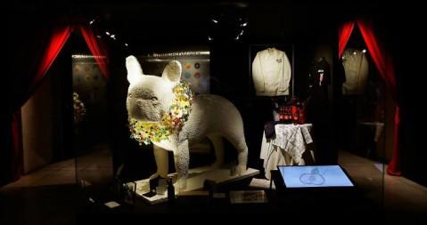 El Bulli exhibition at Somerset House